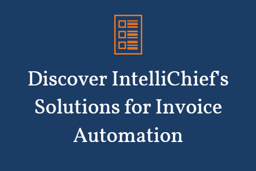 Automation software for invoice processing