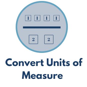 Convert Units of Measure
