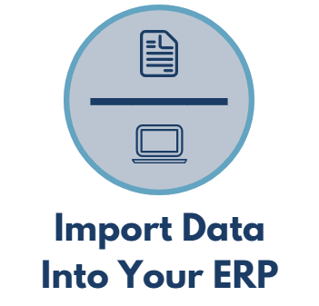 Import Data Into Your ERP