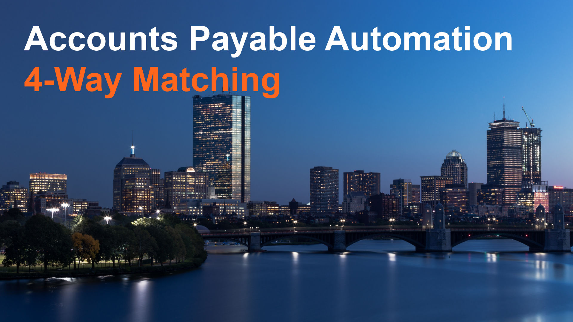 Accounts Payable Automation 4-Way Matching