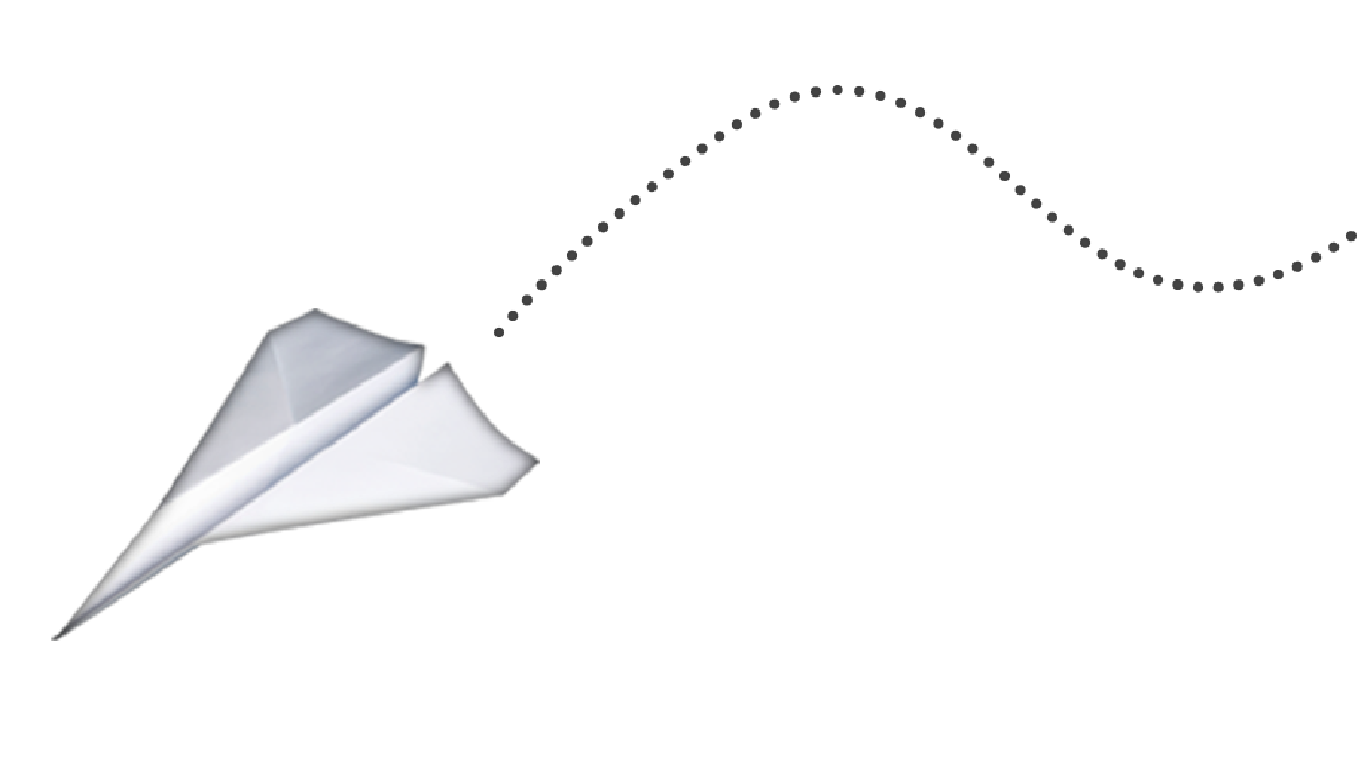 IntelliChief Paper Airplane